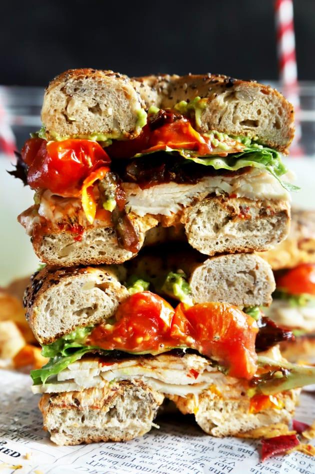 File 2 - Everything Avocado Turkey Bagel Sandwiches
