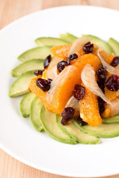 Fennel Avocado Salad Image