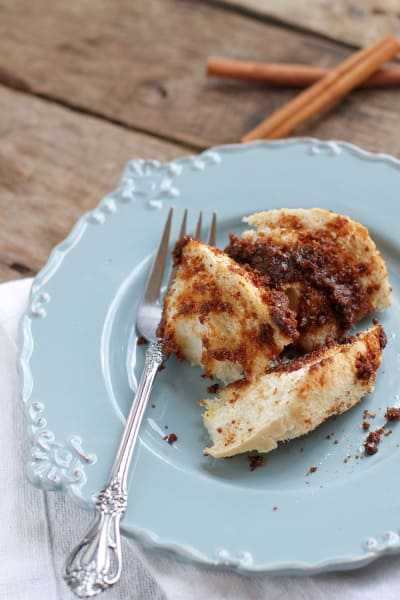 Cinnamon Pull Apart Bread Picture
