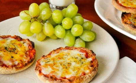 English Muffin Pizzas Recipe