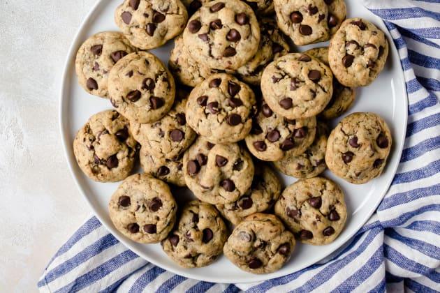 Coffee Chocolate Chip Cookies Photo