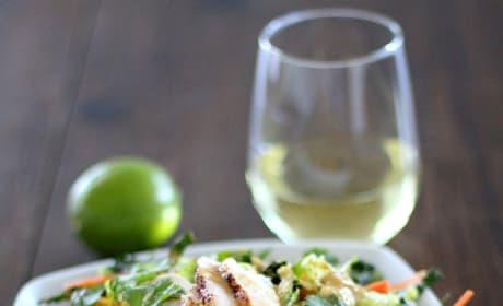 Thai Chopped Chicken Salad Image