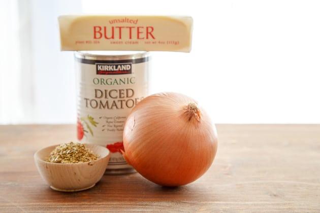 Quick Marinara Sauce Image
