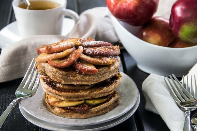 Cinnamon Pancakes Photo