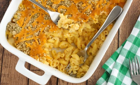 Gluten Free Mac and Cheese Recipe