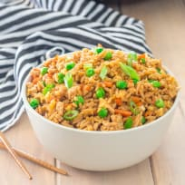 Gluten Free Turkey Fried Rice Recipe