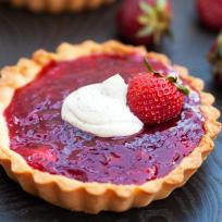 Strawberry Tartlets Recipe