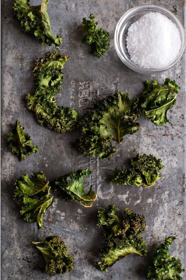 Kale Chips Picture