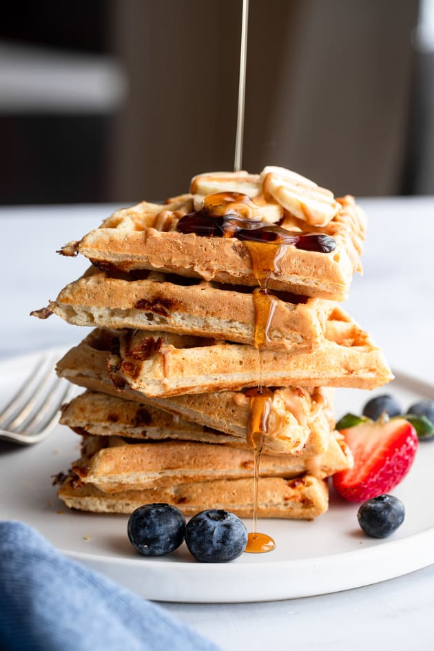 File 1 - Protein Waffles