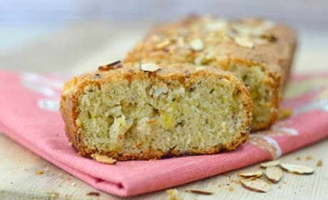 Gluten Free Zucchini Pineapple Bread Recipe
