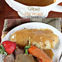 Mom's Pot Roast