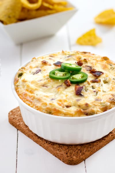 Jalapeño Cream Cheese Dip Pic