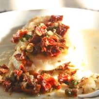 Pan Roasted Cod Recipe