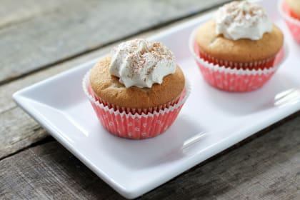 Snickerdoodle Cupcakes: Fluffy Frosting Perfection