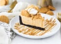 No-Bake Peanut Butter Marshmallow Pie Recipe