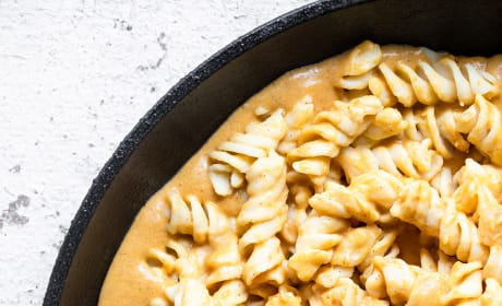 Creamy Pumpkin Pasta Sauce Picture
