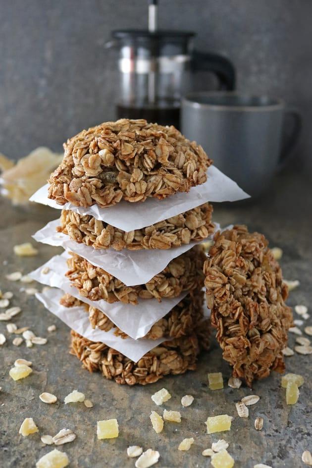 Ginger Granola Breakfast Cookies Picture