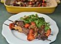 Teriyaki Steak Kabobs: A Summer Staple
