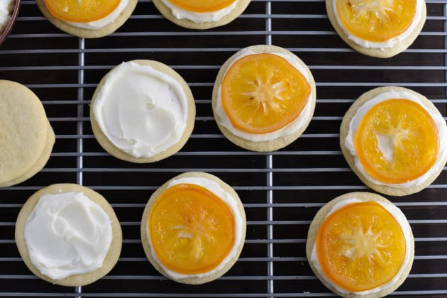 Candied Meyer Lemon Cookies Image