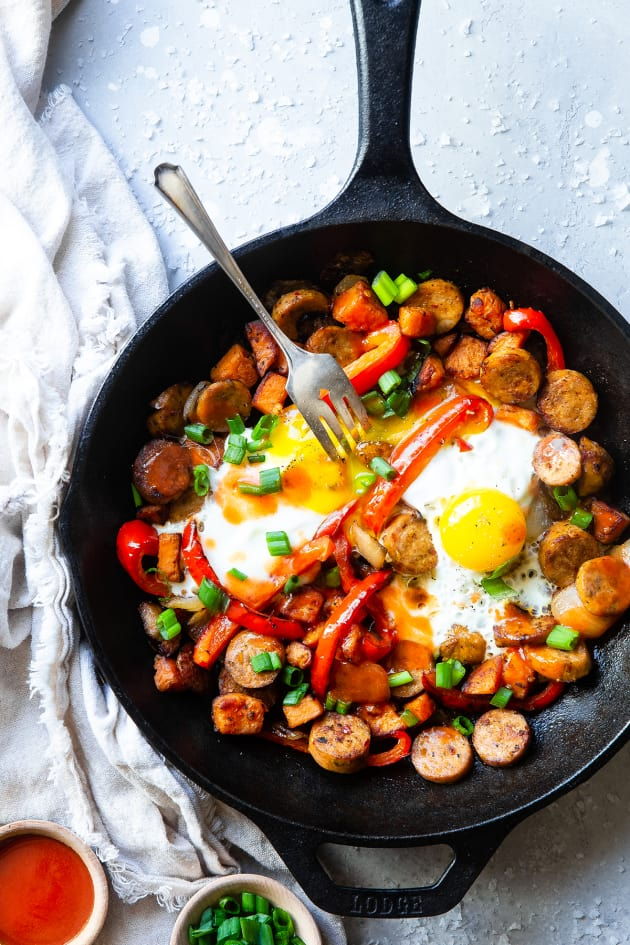Buffalo Chicken Hash Image