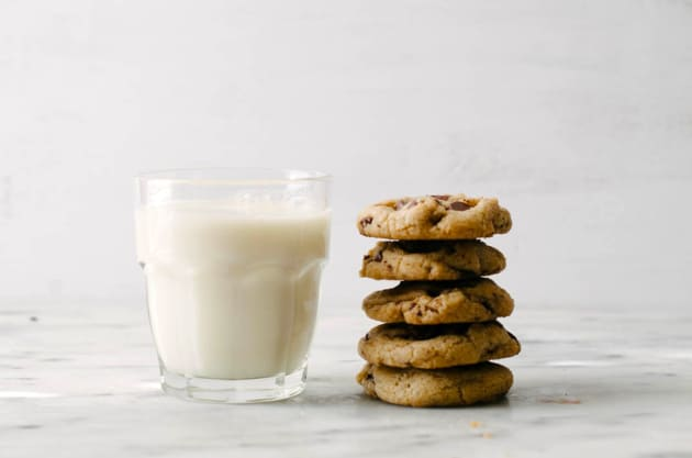 Small Batch Vegan Chocolate Chip Cookies Photo