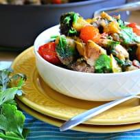 One Pot Italian Sausage SkilletRecipe