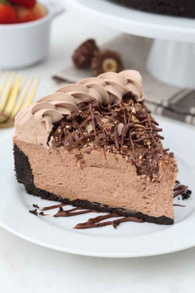 File 1 - No Bake Nutella Cheesecake