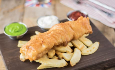 British Fish & Chips Image