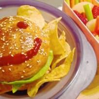 How To Make Hawaiian Aloha Chicken Burger
