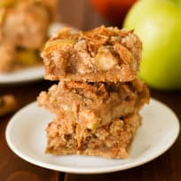 Gluten Free Apple Pie Bars Recipe