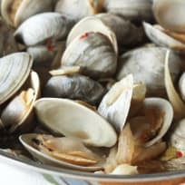 Spicy Clams and Fennel Recipe