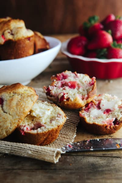 Strawberry Banana Muffins Picture