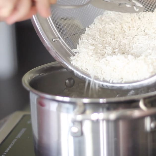 How to Parboil Rice 2