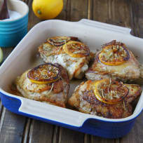 Lemon Rosemary Chicken Recipe