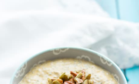 Pumpkin Chia Seed Pudding Picture