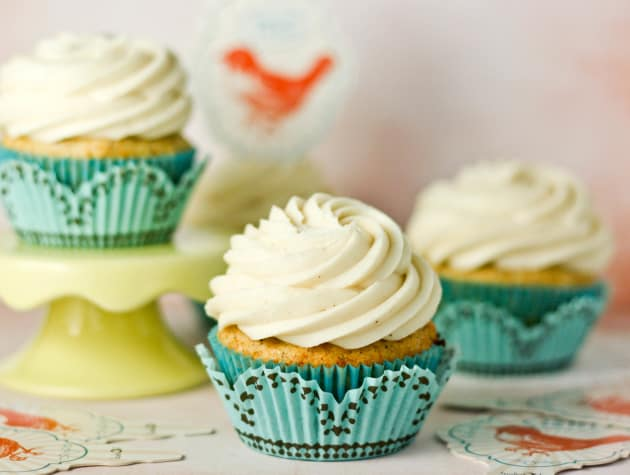 Banana Cupcakes Picture