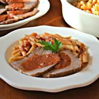 Italian Pot Roast Recipe