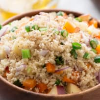 Easy Couscous Salad Recipe