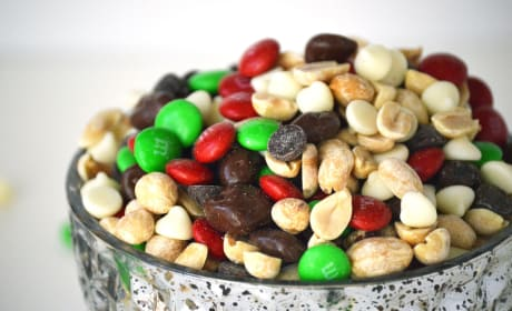 Holiday Trail Mix Image