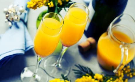 Mimosa Cocktail Image