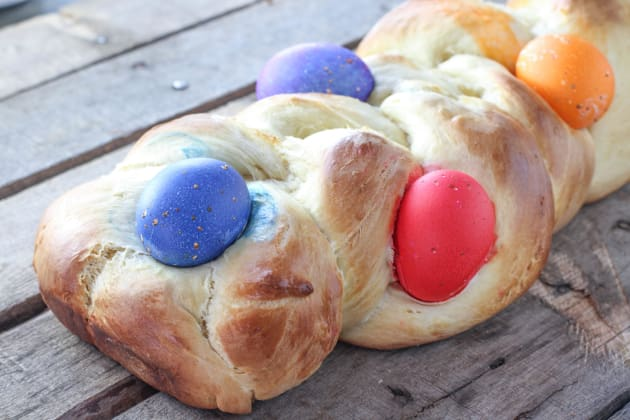 Italian Easter Bread Photo