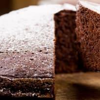 Chocolate Sponge Pudding