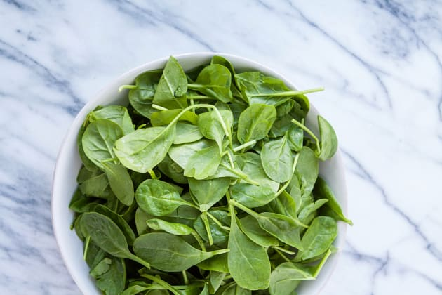 How To Freeze Spinach Food Fanatic