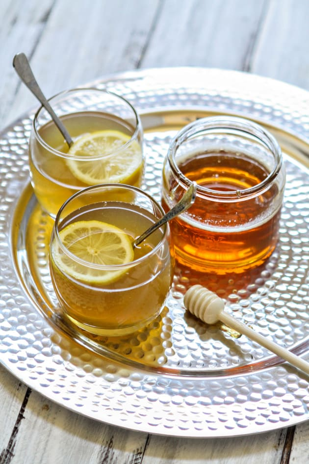 Hot Toddy Tea Image