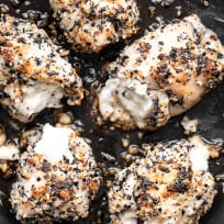 Everything Bagel Chicken Recipe