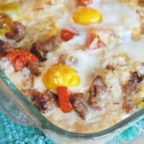 Gluten Free Breakfast Casserole Recipe