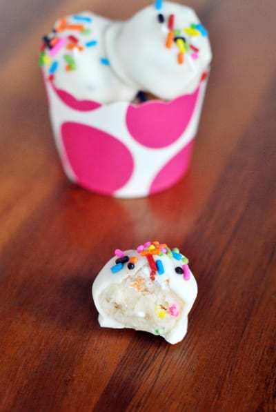Cookie Dough Truffles Picture
