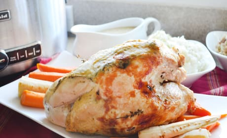 How Long to Roast a Turkey Breast