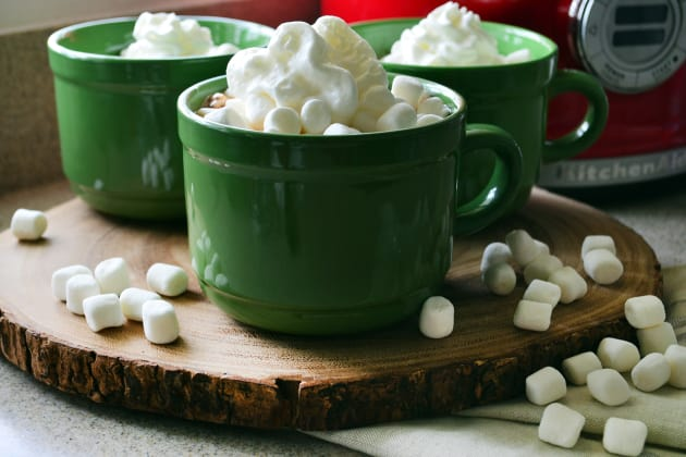 Slow Cooker Hot Chocolate Image