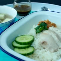 Kao Man Gai - Hainanese Chicken Rice